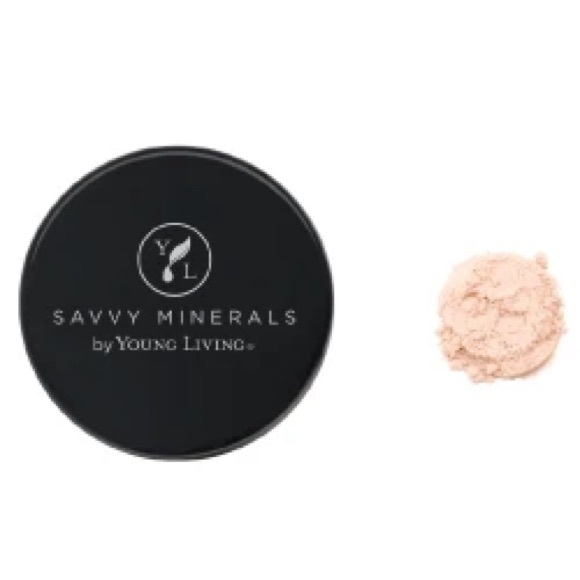 Young Living Savvy Minerals - Foundation Powder